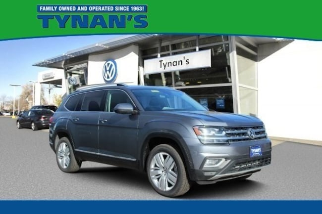 New 2019 Volkswagen Atlas SEL Premium SUV for sale in Aurora, CO