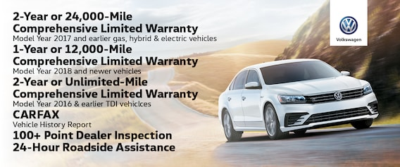Why Buy CPO at Tynan's Volkswagen | Tynan's Volkswagen