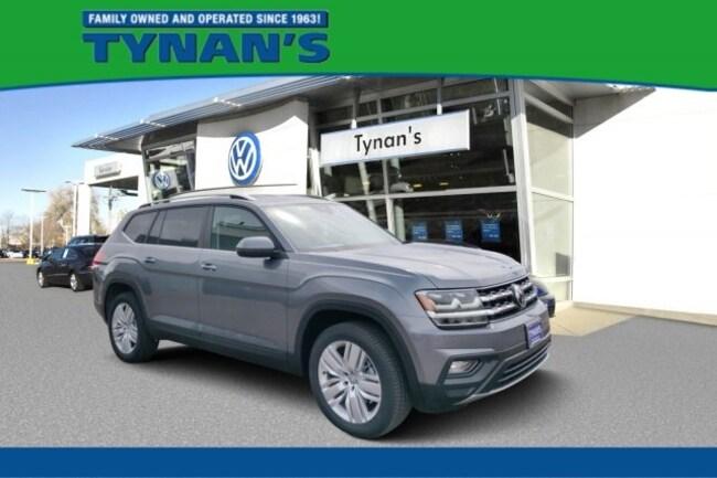 New 2019 Volkswagen Atlas SE SUV for sale in Aurora, CO