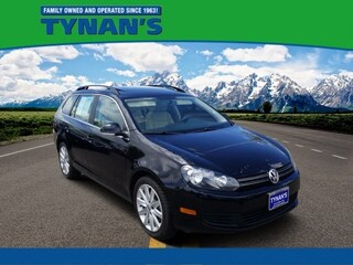 Used 2014 Volkswagen Jetta SportWagen 2.0L TDI Wagon for sale in Aurora, CO