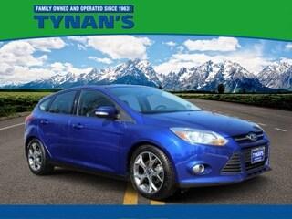 Used 2014 Ford Focus SE Hatchback for sale in Aurora, CO