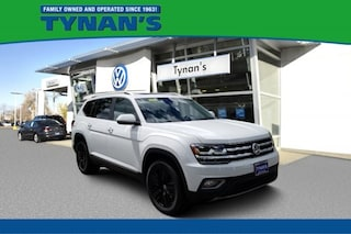 New 2019 Volkswagen Atlas SEL SUV for sale in Aurora, CO