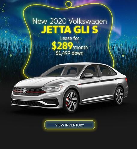 New 2020 Jetta GLI