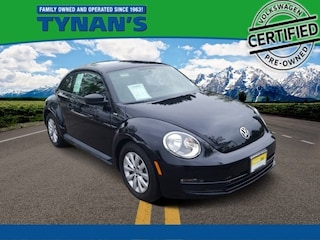 Used 2016 Volkswagen Beetle 1.8T Classic Hatchback for sale in Aurora, CO