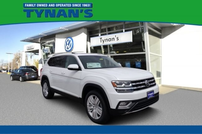 New 2019 Volkswagen Atlas SEL Premium SUV for sale in Aurora, CO