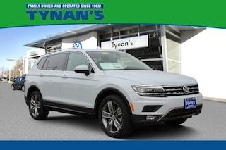 New 2018 Volkswagen Tiguan SEL Premium SUV for sale in Aurora, CO