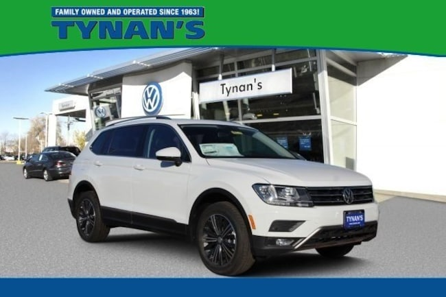 New 2019 Volkswagen Tiguan SEL SUV for sale in Aurora, CO