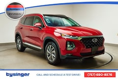 New 2019 Hyundai Santa Fe Limited 2.4 SUV Hampton, Virginia