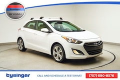 Used 2013 Hyundai Elantra GT Base Hatchback Hampton, Virginia