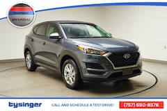 New 2019 Hyundai Tucson SE SUV Hampton, Virginia