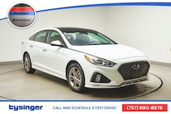 New 2019 Hyundai Sonata Limited Sedan Hampton, Virginia