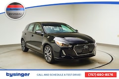 New 2020 Hyundai Elantra GT Base Hatchback Hampton, Virginia
