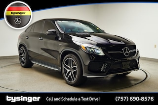 2018 Mercedes-Benz AMG GLE 43 GLE 43 AMG® Coupe 4matic® SUV