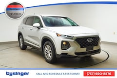 New 2020 Hyundai Santa Fe SE 2.4 SUV Hampton, Virginia