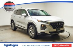 New 2019 Hyundai Santa Fe SE 2.4 SUV Hampton, Virginia