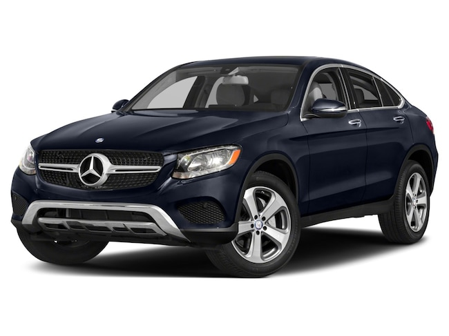 New 2019 Mercedes-Benz GLC 4MATIC SUV near Hampton