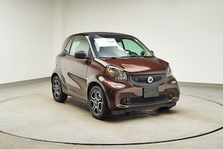 2018 smart Fortwo Electric Drive Passion Coupe