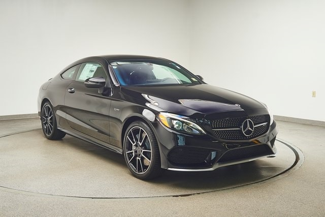 Perfect 2018 Mercedes Benz C Class 4MATIC Coupe