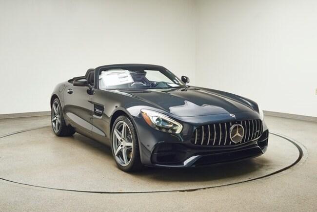 2018 Mercedes-Benz AMG GT Base Convertible