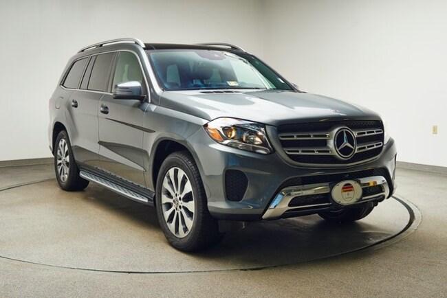 New 2018 Mercedes-Benz GLS GLS 450 SUV near Hampton