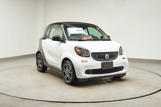 2018 smart Fortwo Electric Drive RWD Coupe