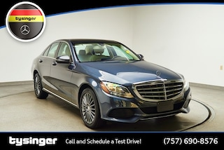 2016 Mercedes-Benz C-Class C 300 4matic® Sedan
