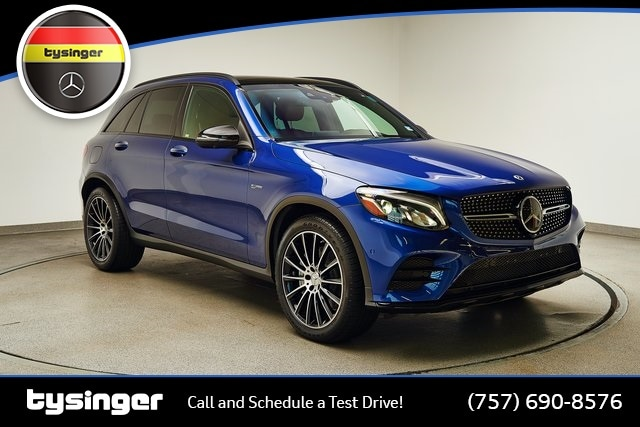 Mercedes For Sale >> 2019 New Mercedes Benz Amg Glc 43 For Sale Hampton Near Newport News Vin Wdc0g6eb8kf544832