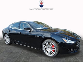 New 2019 Maserati Ghibli S Q4 Sedan in Naperville, IL
