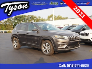 2021 Jeep Cherokee LIMITED FWD Sport Utility