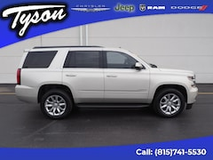 Used 2015 Chevrolet Tahoe LT SUV for sale in Shorewood, IL