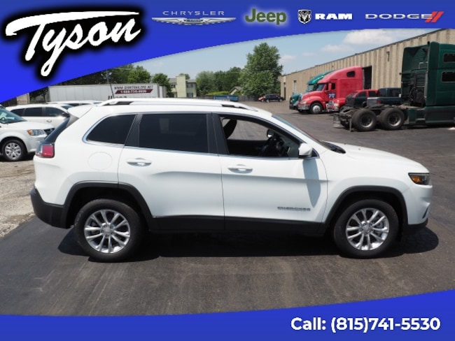 New 2019 Jeep Cherokee LATITUDE FWD Sport Utility for sale in Shorewood, IL