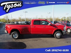 New 2019 Ram 3500 LARAMIE CREW CAB 4X4 8' BOX Crew Cab for sale in Shorewood, IL