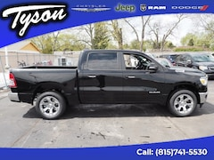 New 2019 Ram 1500 BIG HORN / LONE STAR CREW CAB 4X4 5'7 BOX Crew Cab for sale in Shorewood, IL