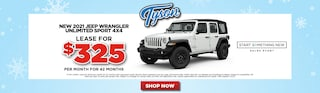 Special - 2021 Jeep Wrangler Unlimited