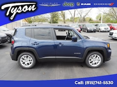 New 2019 Jeep Renegade LATITUDE 4X2 Sport Utility for sale in Shorewood, IL