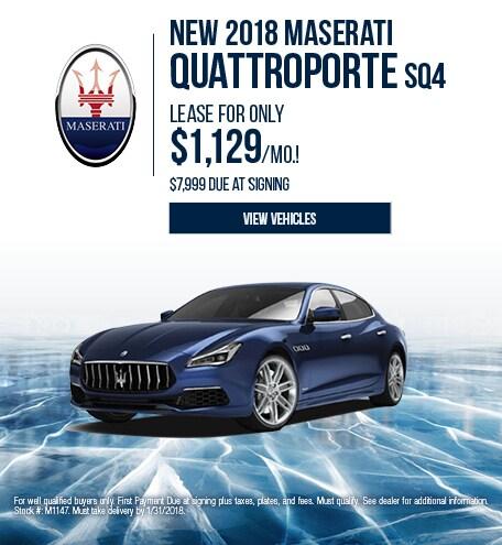 2019 Quatroporte