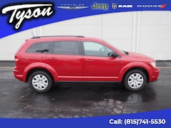 Used 2018 Dodge Journey SE SUV for sale in Shorewood, IL
