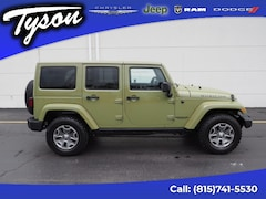 Used 2013 Jeep Wrangler Unlimited Rubicon SUV for sale in Shorewood, IL