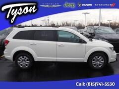 New 2018 Dodge Journey SE SUV for sale in Shorewood, IL