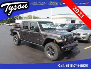 2021 Jeep Gladiator Rubicon Truck