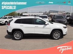 New 2019 Jeep Cherokee Latitude FWD SUV for sale in Shorewood, IL