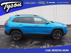 Used 2018 Jeep Cherokee Limited 4x4 SUV for sale in Shorewood, IL