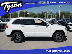 New 2019 Jeep Grand Cherokee Limited SUV for sale in Shorewood, IL