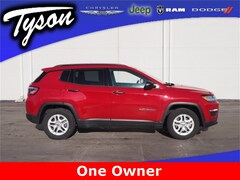 Used 2018 Jeep Compass Sport FWD SUV for sale in Shorewood, IL