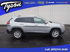 Used 2018 Jeep Cherokee Latitude Plus FWD SUV for sale in Shorewood, IL