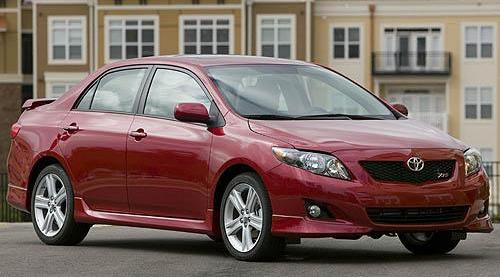 2010 toyota corolla information specs features and. Black Bedroom Furniture Sets. Home Design Ideas