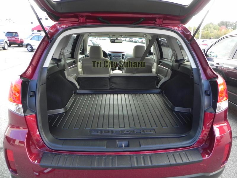 Subaru Forester Cargo Space >> Forester Vs Outback Side By Side Tri City Subaru