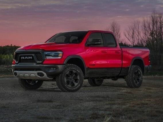 New 2019 Ram 1500 Trucks for Sale | Platteville, Monroe