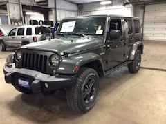 2018 Jeep Wrangler Unlimited UNLIMITED FREEDOM EDITION Sport Utility