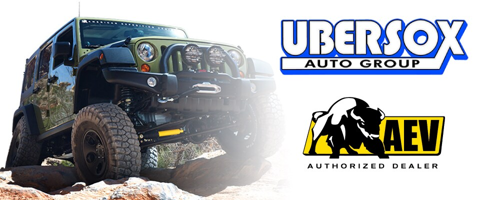 AEV Jeep Wrangler Authorized Dealership Serving Dodgeville, WI